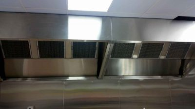 Stainless Steel Rangehood